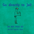 Monopoly Jail Paper