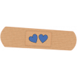 Bandaid with Hearts
