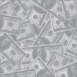 Money Pile Paper
