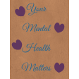 Your Mental Health Matters pcoket card