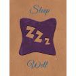 Sleep Well Pocket Card