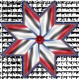 Patriotic Kaleidoscope - Star 1