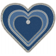 Denim & Diamonds - Heart 2