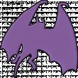 Happy Halloween 1 - Bat - Purple