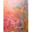 Floral & Swirls Paper