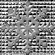 Silver Metallic Snowflake 2