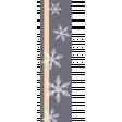 Snowflake Page Border