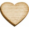 Spread Your Wings - Wood Heart Tiny