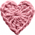 For The Love Of Chocolate - Crochet Heart
