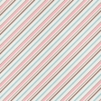 For The Love Of Chocolate - Paper Stripes Diagonal