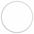 Our Specia lDay - Frame Circle 3 Silver