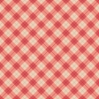 Picnic Day - Paper Plaid Large Red