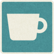 Picnic Day_Pictogram Chip_Blue_Cup