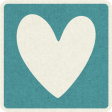 Picnic Day_Pictogram Chip_Blue_Heart