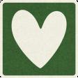 Picnic Day_Pictogram Chip_Green Dark_Heart