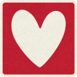 Picnic Day_Pictogram Chip_Red Light_Heart