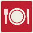 Picnic Day_Pictogram Chip_Red Light_Plate