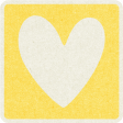 Picnic Day_Pictogram Chip_Yellow_Heart