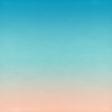 Summer Day - Paper - Gradient Blue-Peach