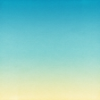 Summer Day - Paper Gradient Blue-Yellow