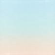 Summer Day - Paper Gradient Light blue-Peach