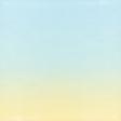 Summer Day - Paper Gradient Light blue-Yellow