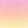 Summer Day - Paper Gradient Pink Peach Yellow
