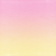 Summer Day - Paper Gradient Pink Yellow