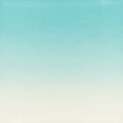 Summer Day - Paper Ombre Teal 2