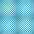 Raindrops & Rainbows - Paper Dots Blue Light