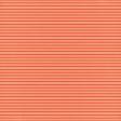 Raindrops & Rainbows - Paper Lines Orange Dark