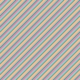 The Good Life: June - Paper Stripes Multi - UnTextured