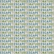 Nature Escape - Paper Text Escape