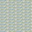 Nature Escape - Paper Text Escape - UnTextured
