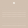 Nature Escape - JC Heart Tan 4x4 - UnTextured