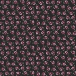 Crazy In Love - Paper Roses Small Black - UnTextured
