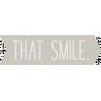 Crazy In Love - Tag Smile Right
