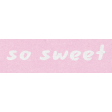 Crazy In Love - Tag Sweet