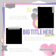 Layout Template 4