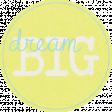 Dream Big -Tag-Dream Big