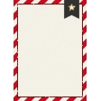 Winter Wonderland Christmas - Journal Card