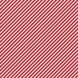 Winter Wonderland Christmas - Paper Stripes Red