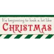 Winter Wonderland Christmas - Tag Christmas