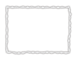 Torn edge frame 1