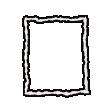 Torn edge frame 2