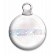 Disco snow bauble
