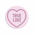 Lovehearts True Love pink