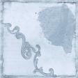 Romantic blue paper 2