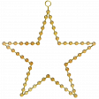 Star – Christmas pearls (3/9)