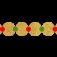Ribbon – Christmas dots 6/6